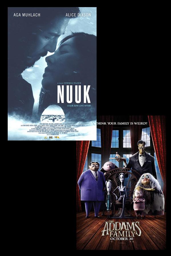 NUUK / THE ADDAMS FAMILY