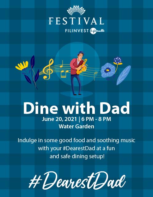 #DearestDad : Dine with Dad
